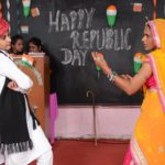 Dance on rapublic day